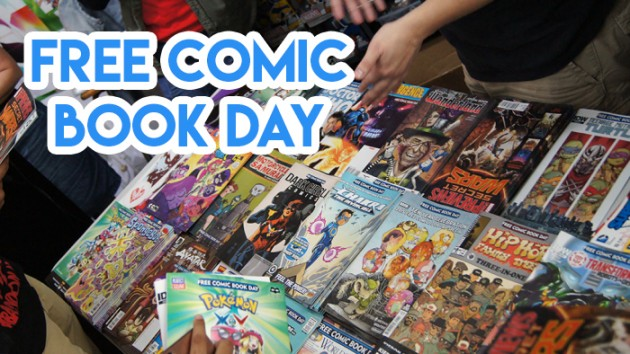 New and Fun Things To Do in May 2017: Free Comic Book Day, Star Wars Run, and Island Party