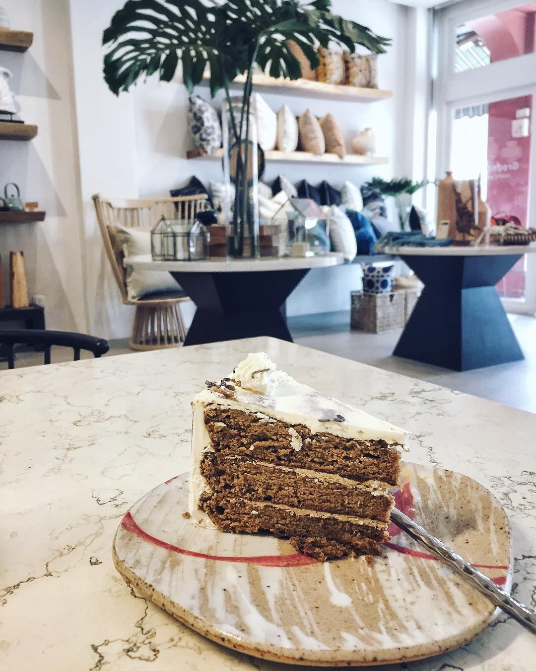 Savour home-baked cakes at Groundstory