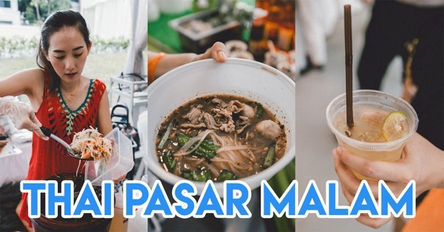 Thai Festival 2017 - Non-Gimmicky Pop-Up Market Open At Orchard Till Sunday