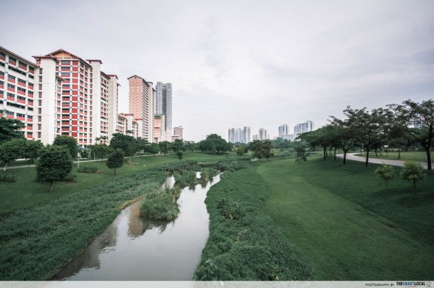 bishan ang mo kio park running views kallang river