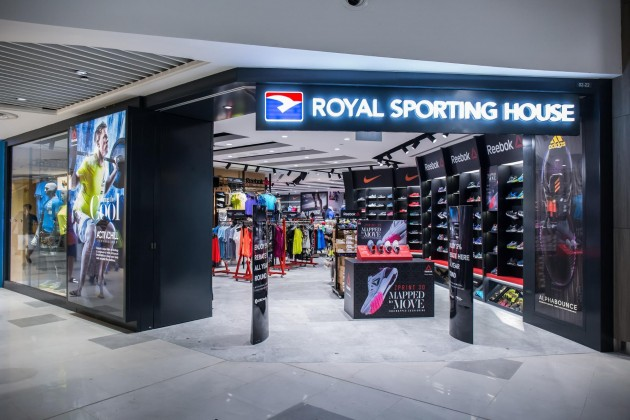 royal sporting house running shoes