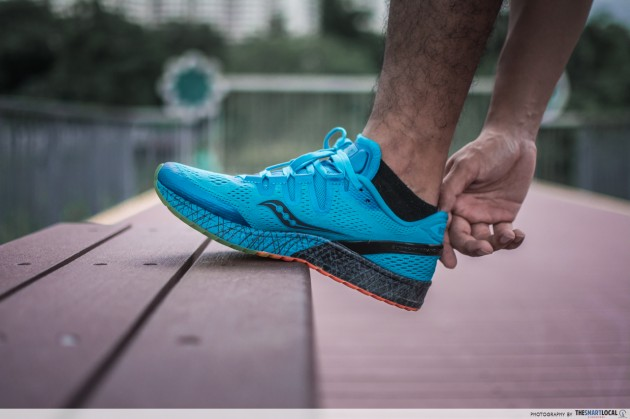 saucony freedom ISO running royal sporting house