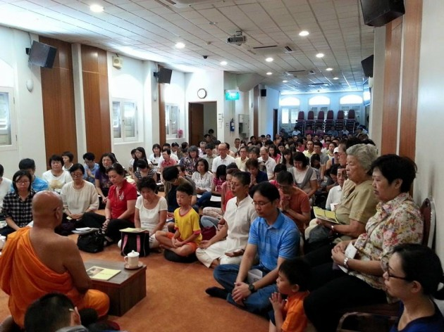 buddhist library chanting prayers blessing teachings vesak day