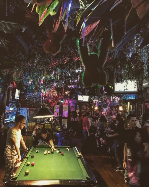 9 Most Fun Bars In Singapore With Arcade Games, Beer Pong, And Karaoke