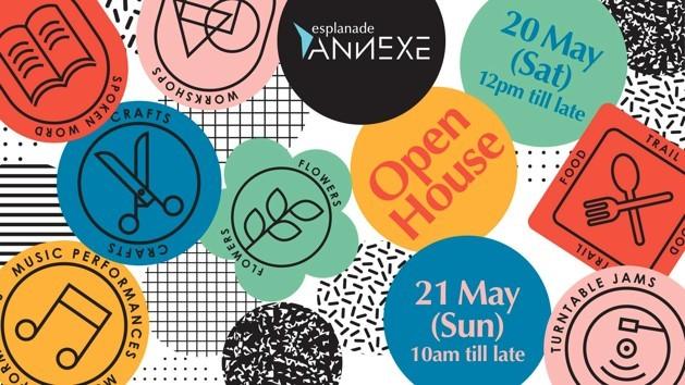 Esplanade Annexe Open House
