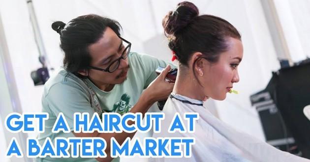 Indigoism Barter Market - Haircut