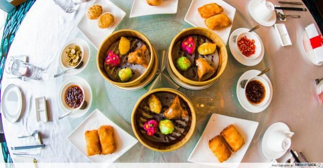 Crystal Jade Prestige's Customisable 7 Course Weekend Brunch Trumps Cafe Hopping