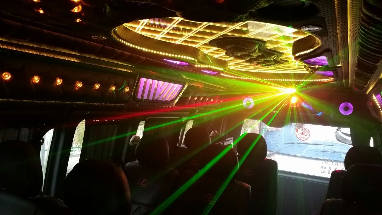 Rent a party bus in Singapore!