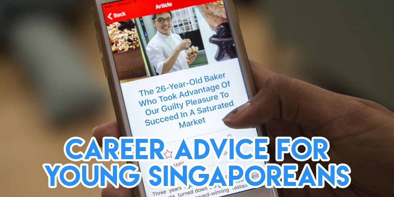 TodoTodo provides career advice for young Singaporeans