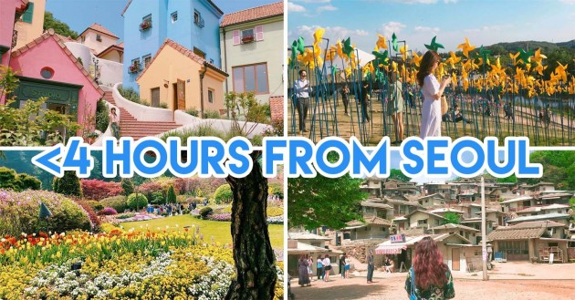 17 Places In Korea To Visit When You Need Something Seoul Different