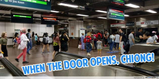 11 Unspoken Rules Of Living In Singapore That Only Make Sense To Locals