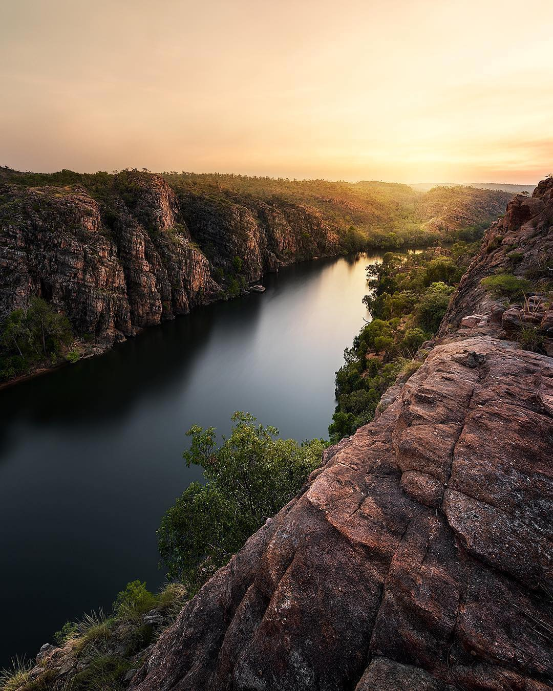 visit a total of thirteen gorges that make up the Katherine gorge