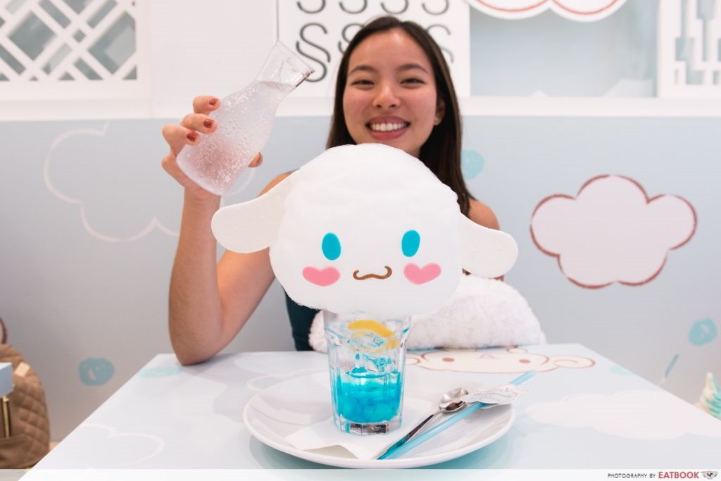 singapore cafe_cinnamoroll cafe