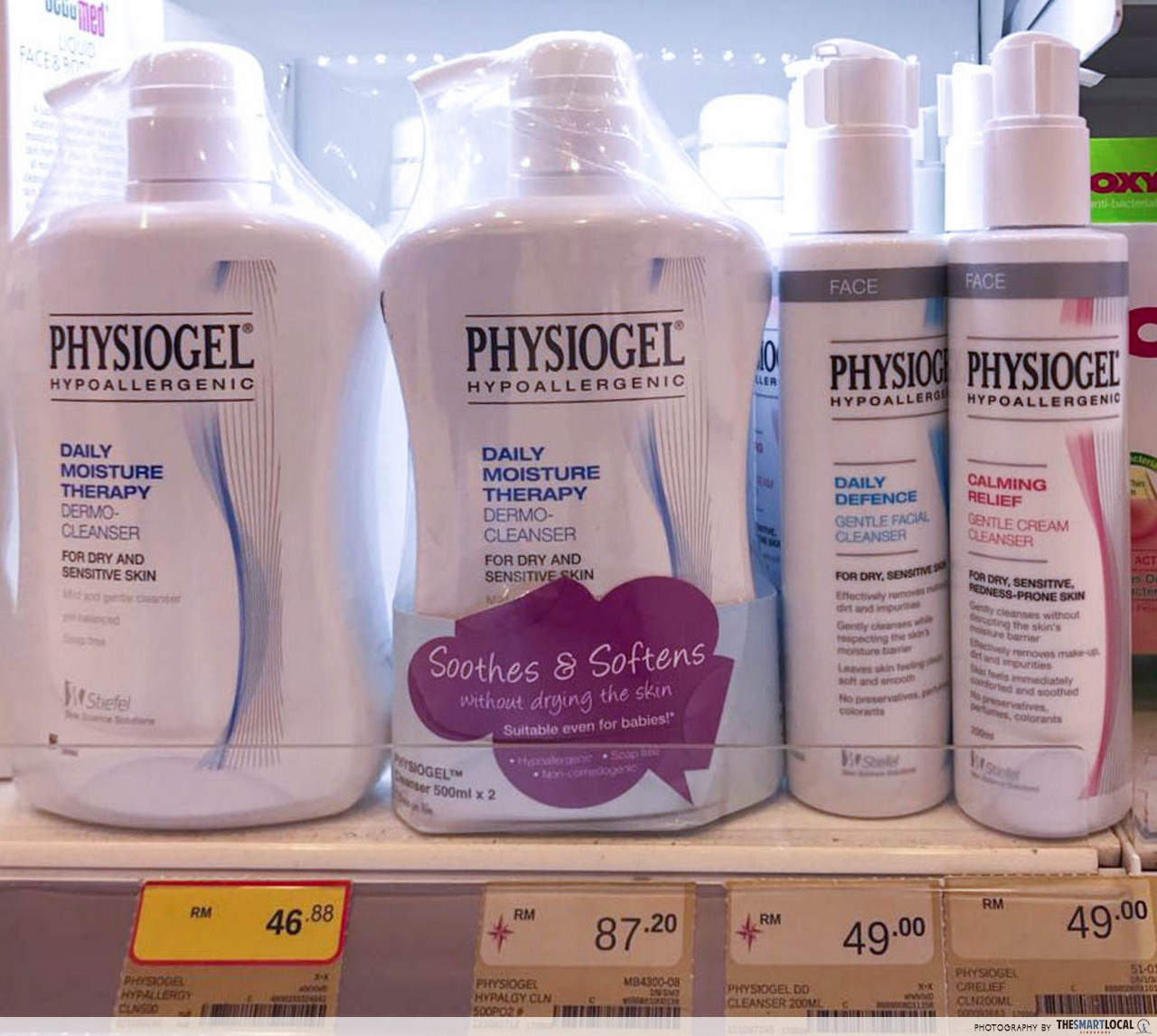 physiogel dermo cleanser cheap