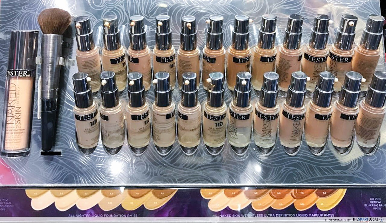 all nighter foundation naked skin foundation cheap