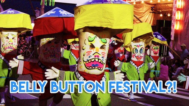 fascinating strange japanese festivals in japan