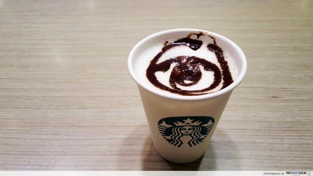 Free babyccino Starbucks