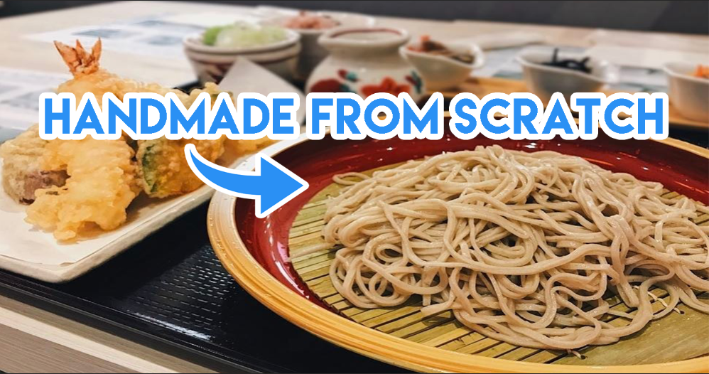 7 Soba Restaurants In Singapore That Will Hijack Your Love For Ramen