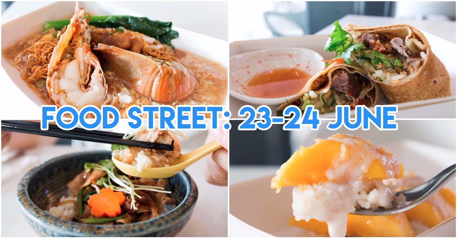 6 Street Foods At This Pop-Up Food Street That'll Make You Think You're Out Of Singapore