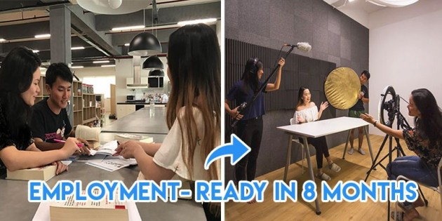There's A New 8-Month Broadcast Media Degree Course Offered At MDIS