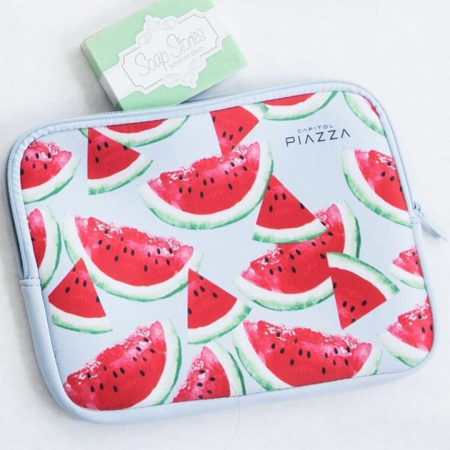 Capital Piazza DBS discounts free summer edition watermelon pouch