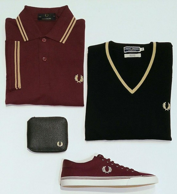 Fred perry DBS discount