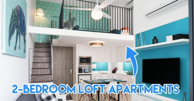 2 Bedroom Loft Apartments Image Collections Norahbennett