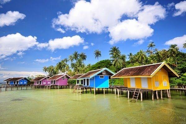 Koh Kood Beachside Bungalows