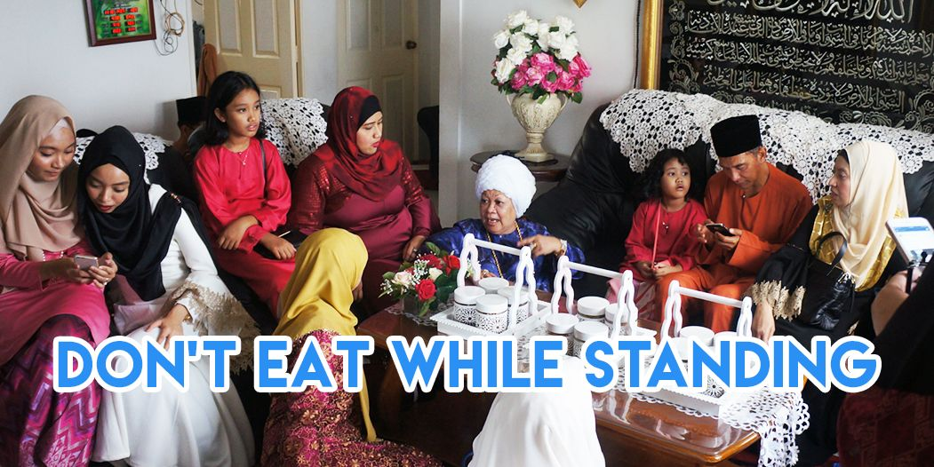 6 Hari Raya Visiting Tips To Make Yourself Worthy Of The Incoming Green Packets