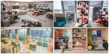 5 Dream Companies With The Coolest Offices In Singapore In 2017