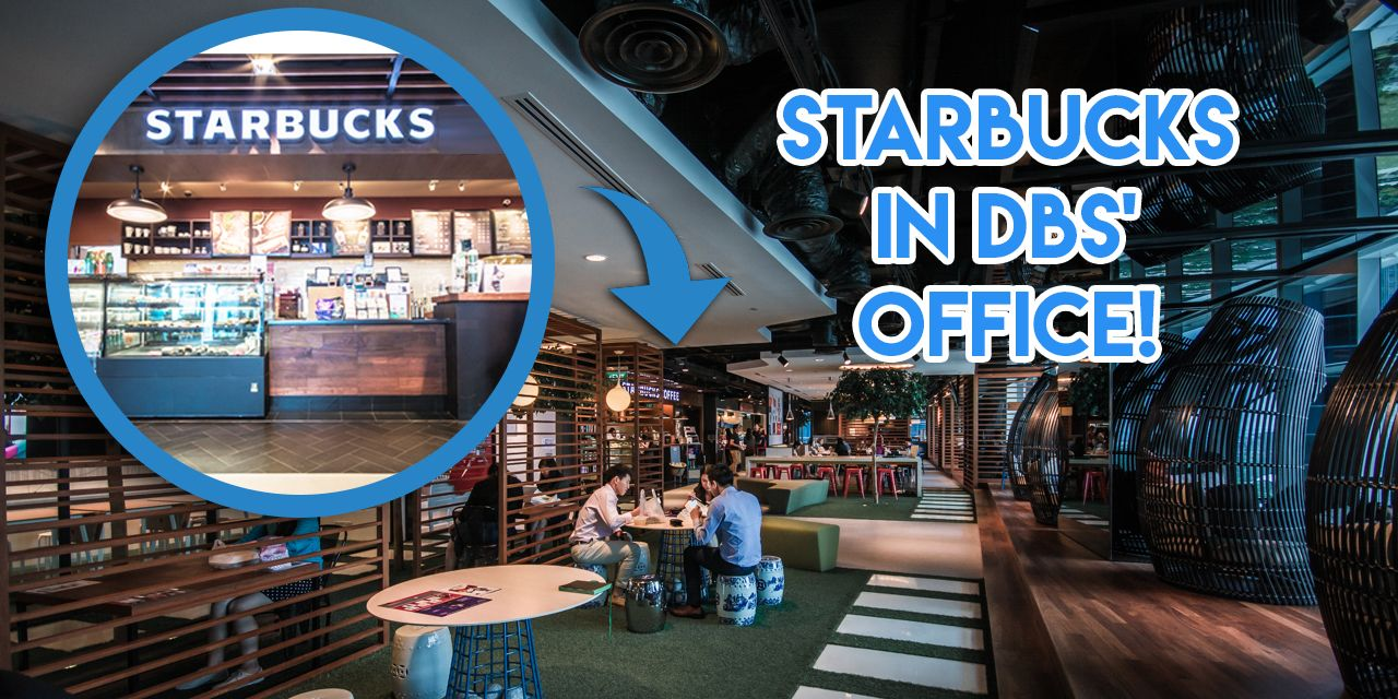 Score a spot at your dream office - like this one with Starbucks perks - with JobStreet.com!