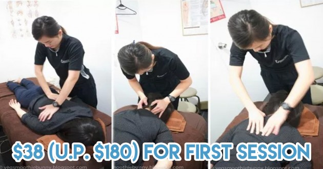 10 Chiropractors In Singapore For Office Workers With Body Aches Of A 75-Year Old