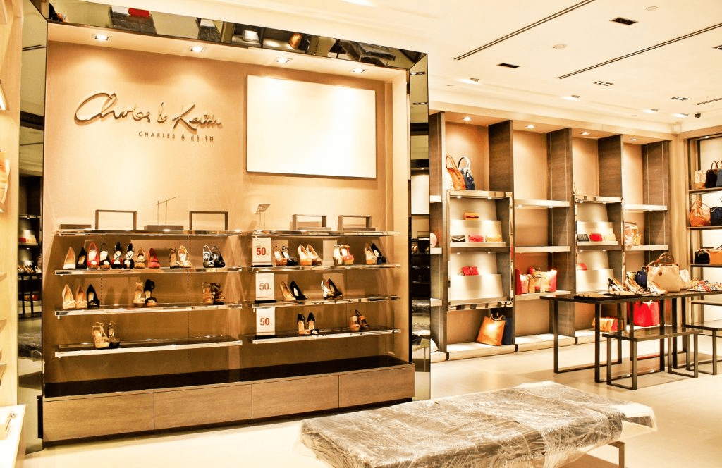 charles and keith outlet