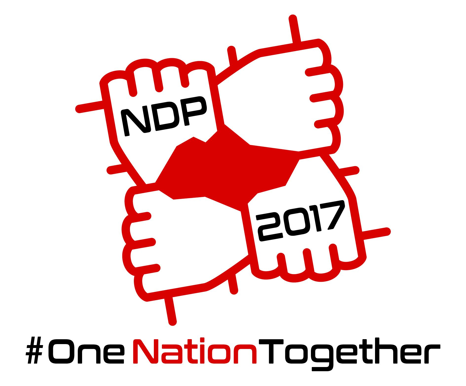 NDP 2017 One Nation Together