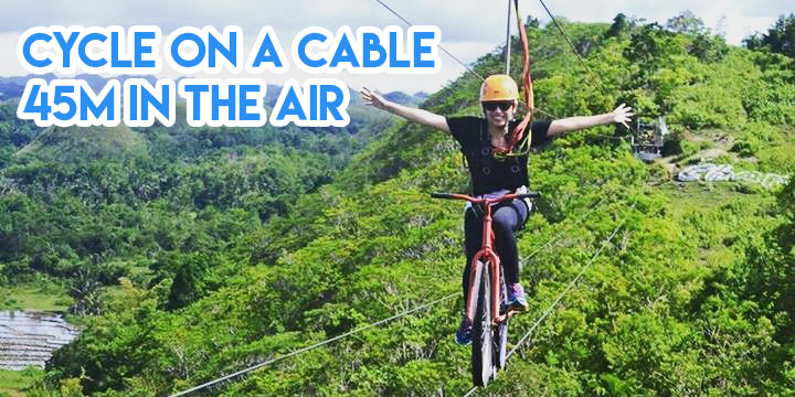10 Highly Adventurous Activities You Had No Idea Were Available Near Singapore