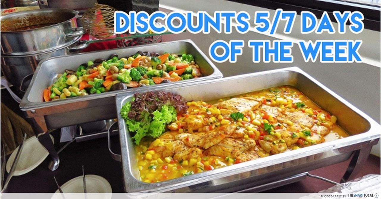 neo garden catering discounts - Garden Catering