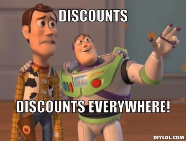 discounts toy story