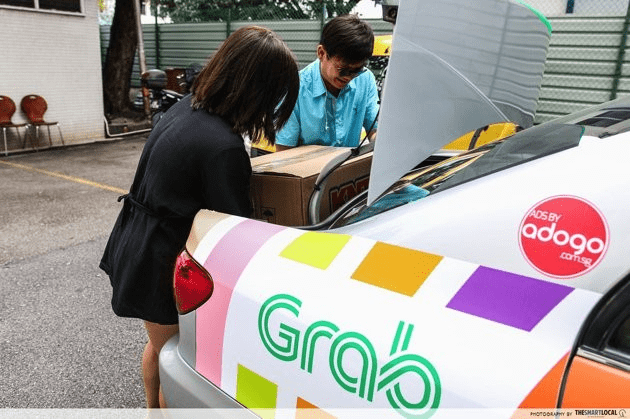 extra cash part-time grab driver neo garden catering