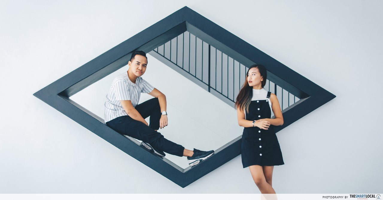 5 Minimalist Backdrops In Singapore For Kinfolk-Level Photoshoots