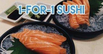 10 Japanese Dining Deals You Can Get If You're A DBS/POSB Cardholder