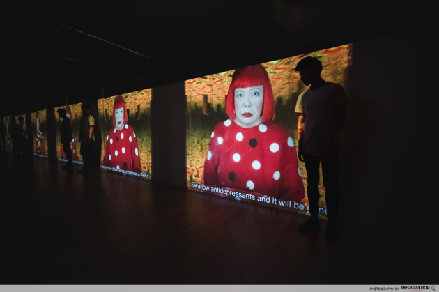 Yayoi Kusama - Song of a Manhattan Suicide Addict