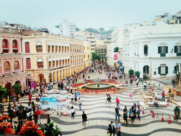 cheap macau activities Senado Square