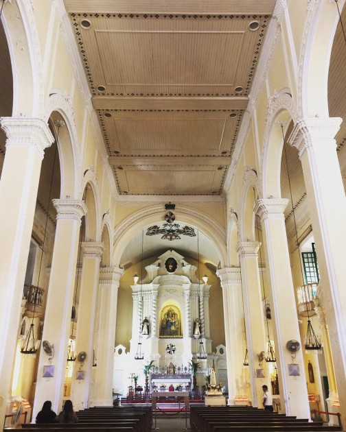 cheap macau activities churches