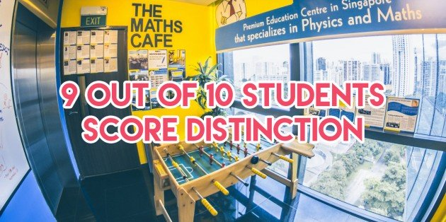 4 Ways Tuition Is Done Differently At The Physics Cafe - FOC Uber Rides, Unlimited Pantry & Secret Notes