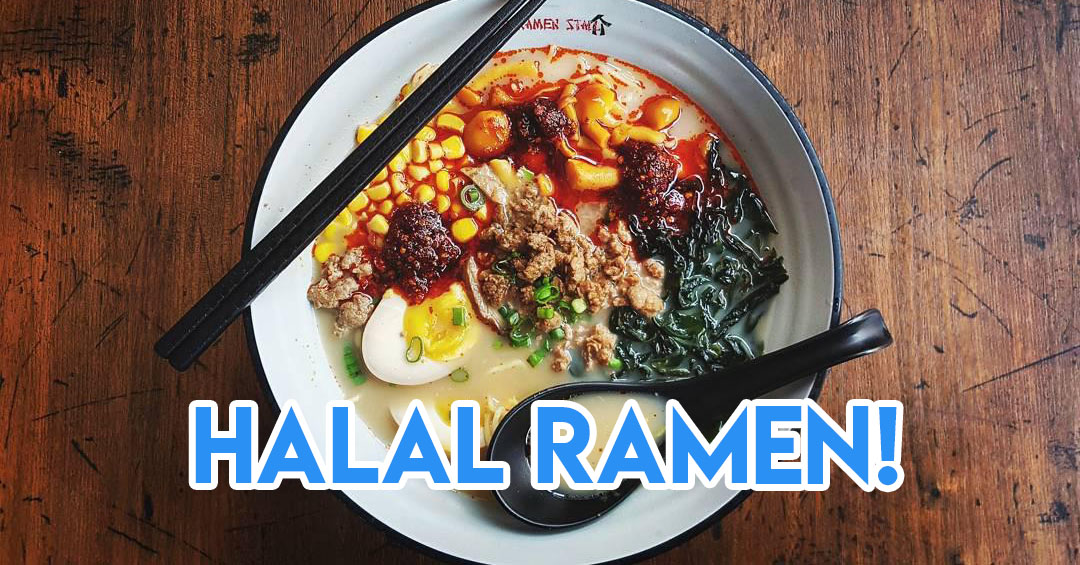 15 Halal Certified Restaurants In Singapore Ramen Raclette Beef Steak And Tze Char Thesmartlocal