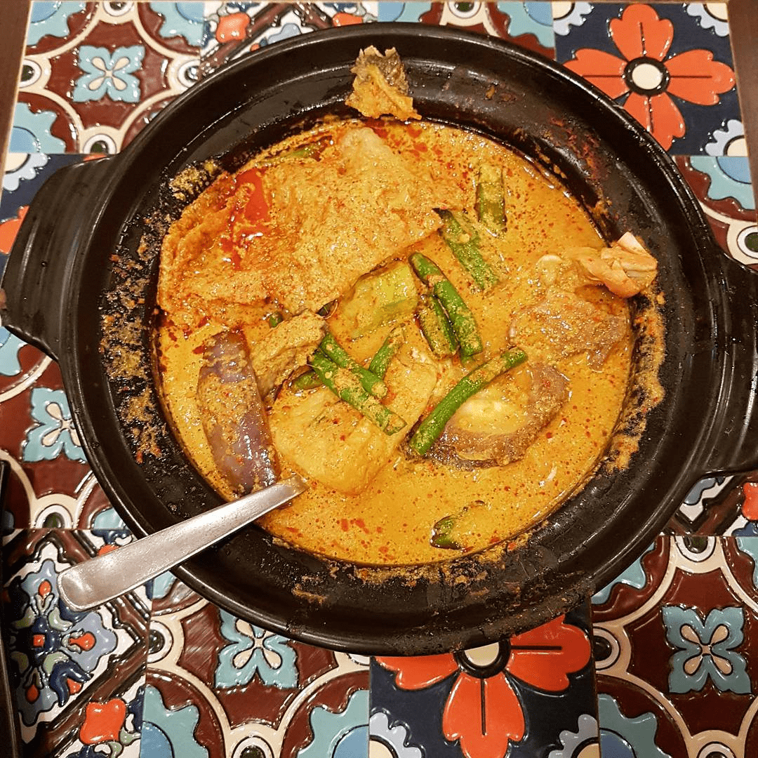Halal Restaurant - Segar Assam Fish