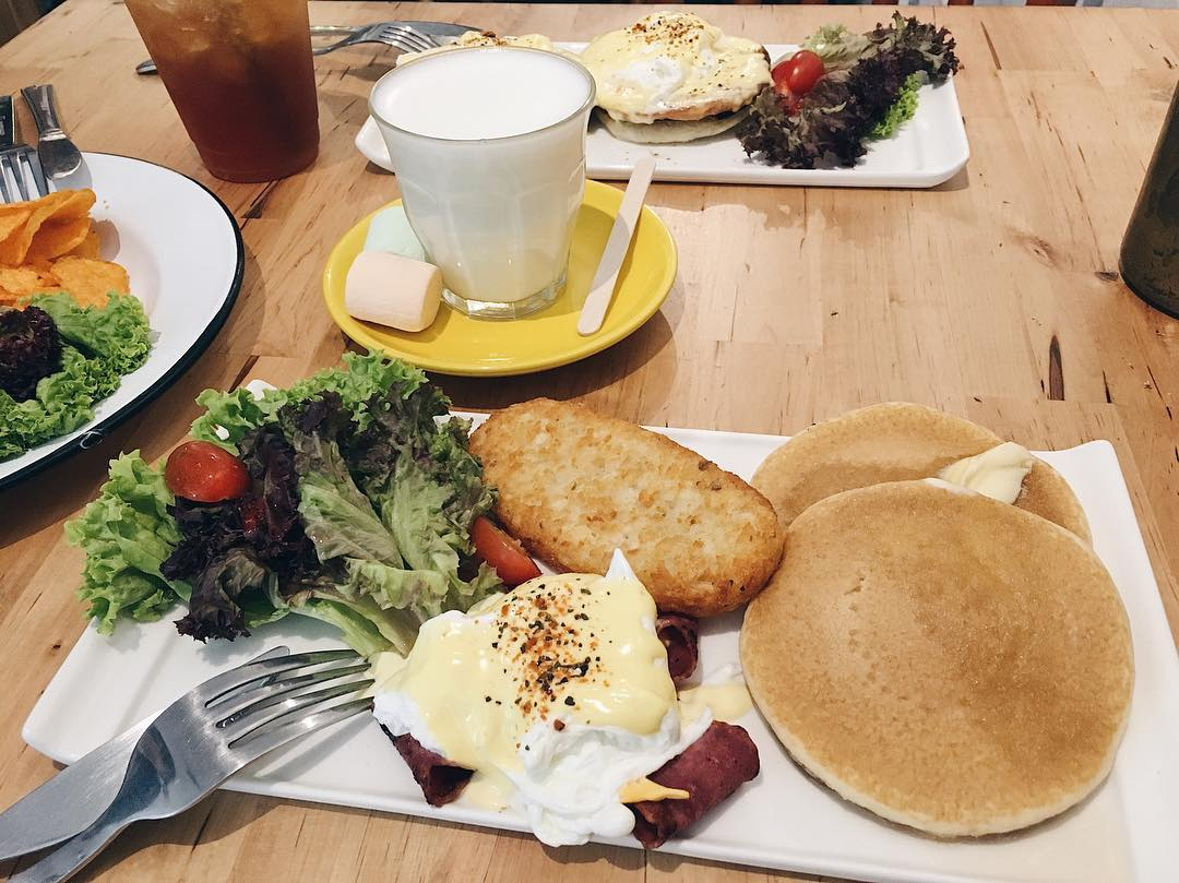 Halal Restaurant - Butter Studio Brunch