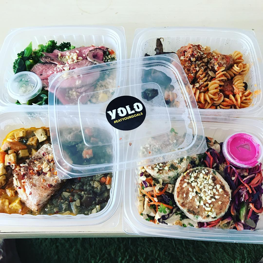 Halal Restaurant - YOLO Packed Meal