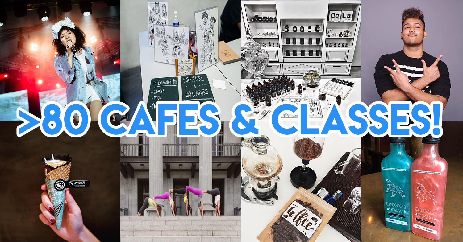 Singapore Coffee Festival 2017 - 9 Things You Can Do With An $18 Ticket At This Seaside Event