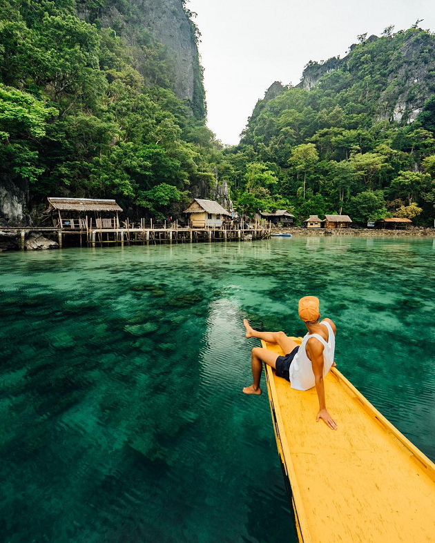 coron island by boat